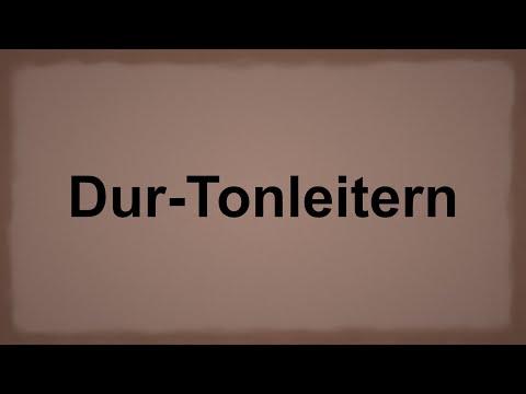 Dur-Tonleitern & Vorzeichen - Leichter Als Gedacht! (Harmonielehre #2)