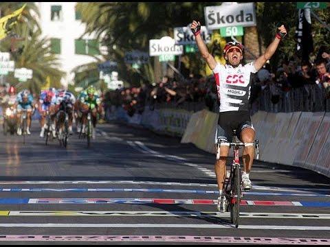 Ciclismo Milan San Remo 2008 Español