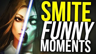THE PENTAKILL QUEST END? #5 - SMITE FUNNY MOMENTS