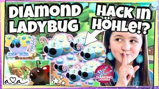 Ava findet Diamond Ladybug Hack in geheimer Höhle in Roblox Adopt Me?! 🤩 Alles Ava Gaming