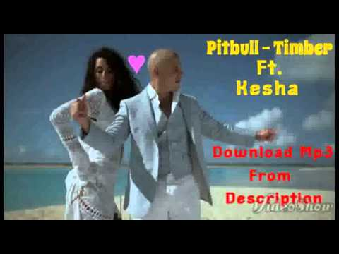 Timber pitbull ft kesha lyric video + download youtube.