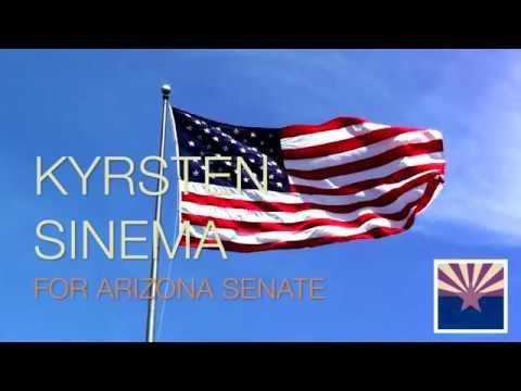 Campaign Ad 2 - Kyrsten Sinema