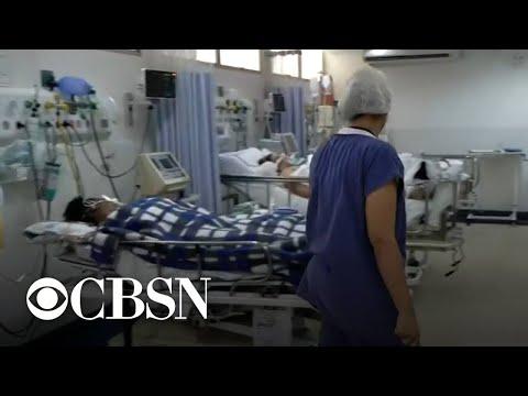 Brazil struggles to combat coronavirus infections