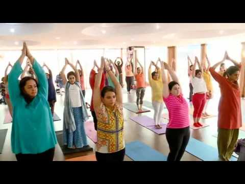 Mental Health & Yoga (Part 6): Organised by Rati Dhandhania Mundrey & FLO Bangalore Chapter