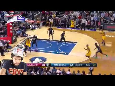 CAVS SEASON OVER KEVIN LOVE INJURED FOR 6 WEEKS CAVALIERS Vs TIMBERWOLVES HIGHLIGHTS REACTION