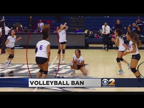 Teen Cut From Volleyball Team