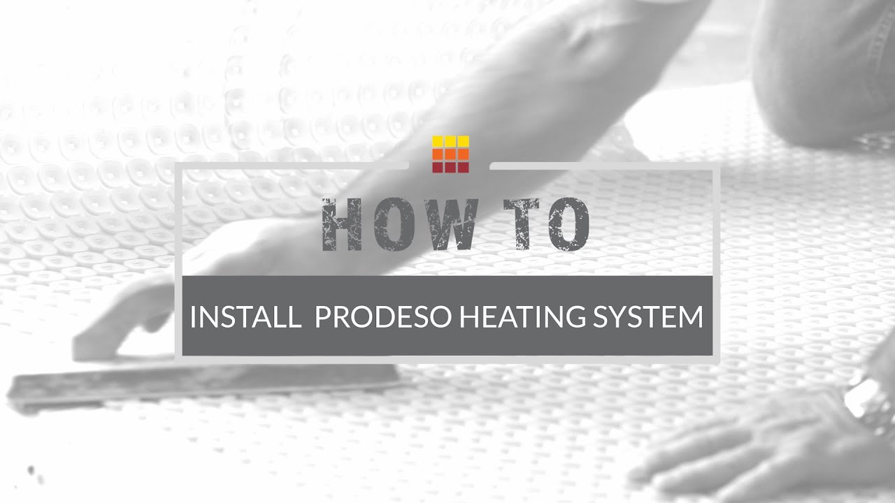 Want heated floors learn to install heated floor tile at the tile want heated floors learn to install heated floor tile at the tile shop dailygadgetfo Images