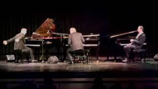 Boogie Woogie on 3 Grand Pianos - Die 3 Pianisten - 01 + 02