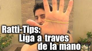 Ratti-tips: Como atravesar una liga entre manos - ChideeTv