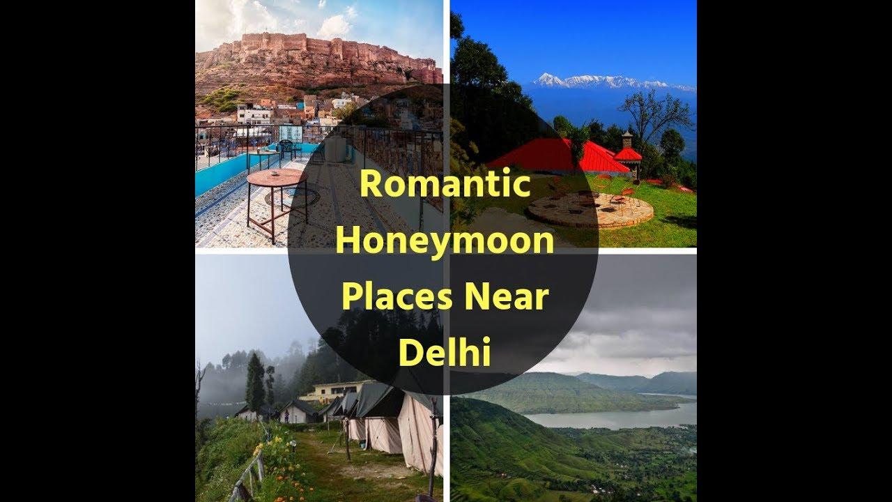 romantic places near delhi for couples