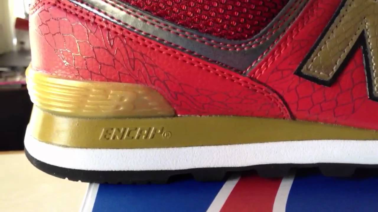 the best attitude 6211a 7621b New Balance 574 Year of the Dragon: Red Dragon