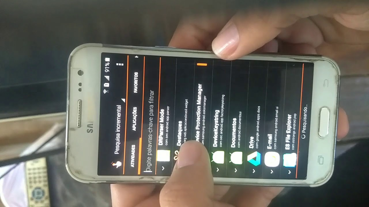 Remover Conta Do Google No Galaxy J2