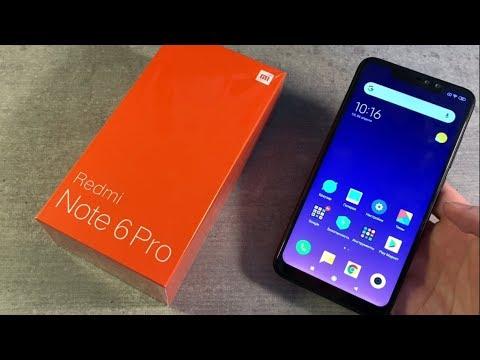 Обзор Xiaomi Redmi Note 6 Pro 4/64GB