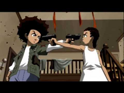 Scarface Full Hd Wallpaper The Boondocks Soundtrack Huey Vs Riley Unremixed Youtube