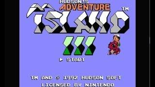 Hudson's Adventure Island III | NES |