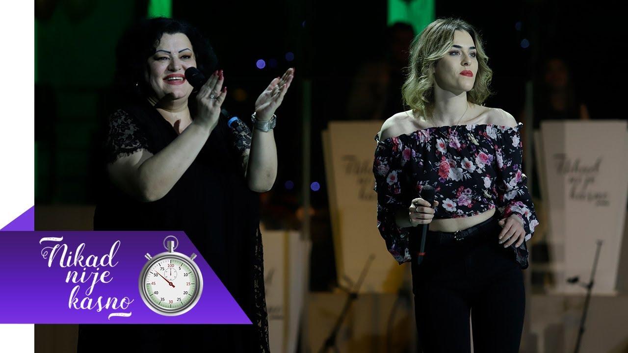 Bojana i Ljubica Barjaktarevic - Mndra mja - (live) - NNK - EM 09 - 10.01.2021