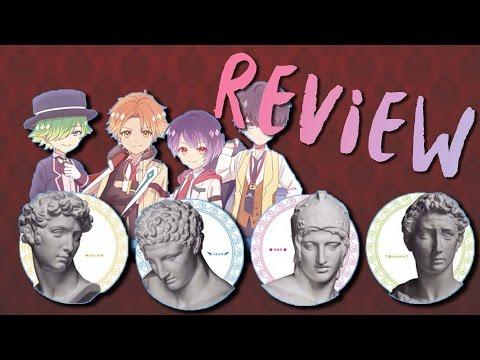 Sekkou Boys / Ozmafia!! - A 2 for 1 Review