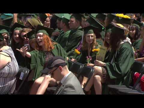 Evergreen Graduation Olympia Campus 2018