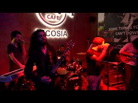 Pixides Live at Hard Rock Cafe Nicosia