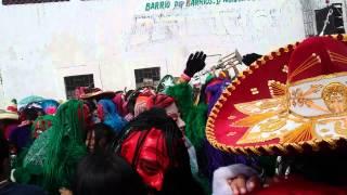 Carnaval santa ana hueytlalpan 2015