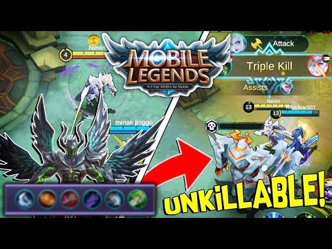 INI NIH BUILD ARGUS TERBAIK ! 🔥 *IMMORTAL!* (Mobile Legends Indonesia)