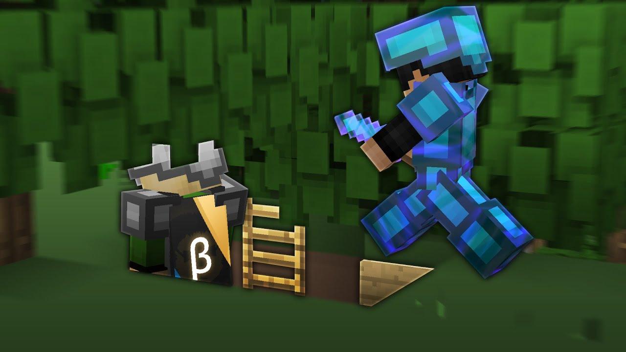 Trapping xNestorio and winning Minecraft UHC