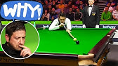 Strange Things Happen In The Snooker Table!
