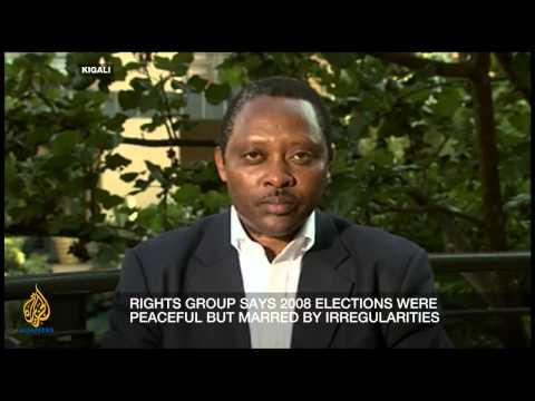 Inside Story - Rwanda: A democracy in the making?