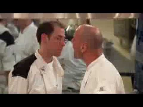 Hell 39 s kitchen season 8 ep 11 chef scott yells at trev for Hell s kitchen season 12 episode 1