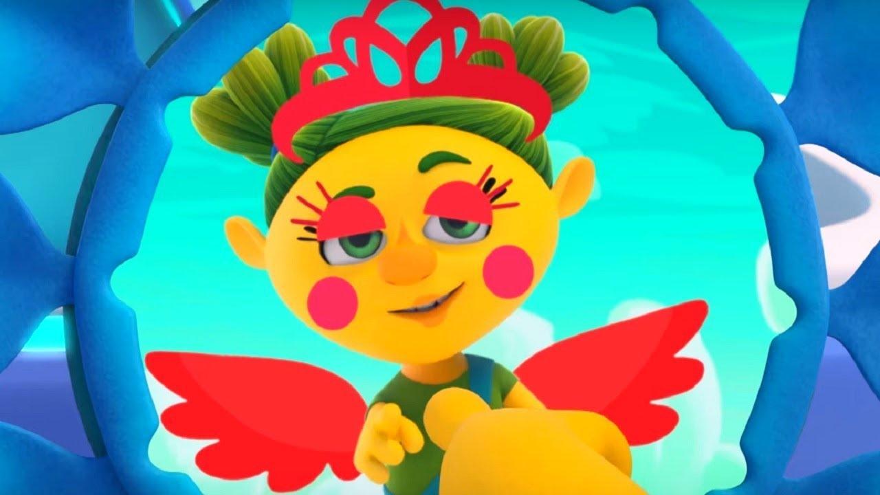 Кто на свете всех милее?– Монсики – мультфильм для детей – чувства и эмоции