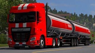 [1.31] Euro Truck Simulator 2 | Daf XF Euro 6 Reworked v2.3 Schumi | Mods