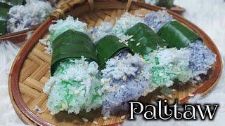 Palitaw (mag Start sa maliit na puhunan👌)
