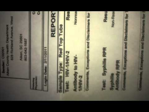 Std Test Results Test Date