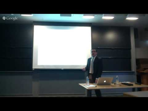 Sergio Castellanos' PhD Thesis Defense – MIT Mechanical Engi