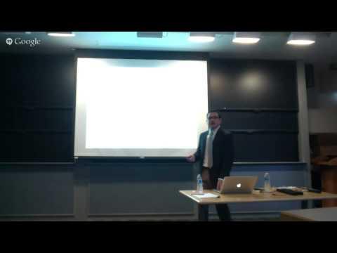 Sergio Castellanos PhD Thesis Defense – MIT Mechanical Engineering