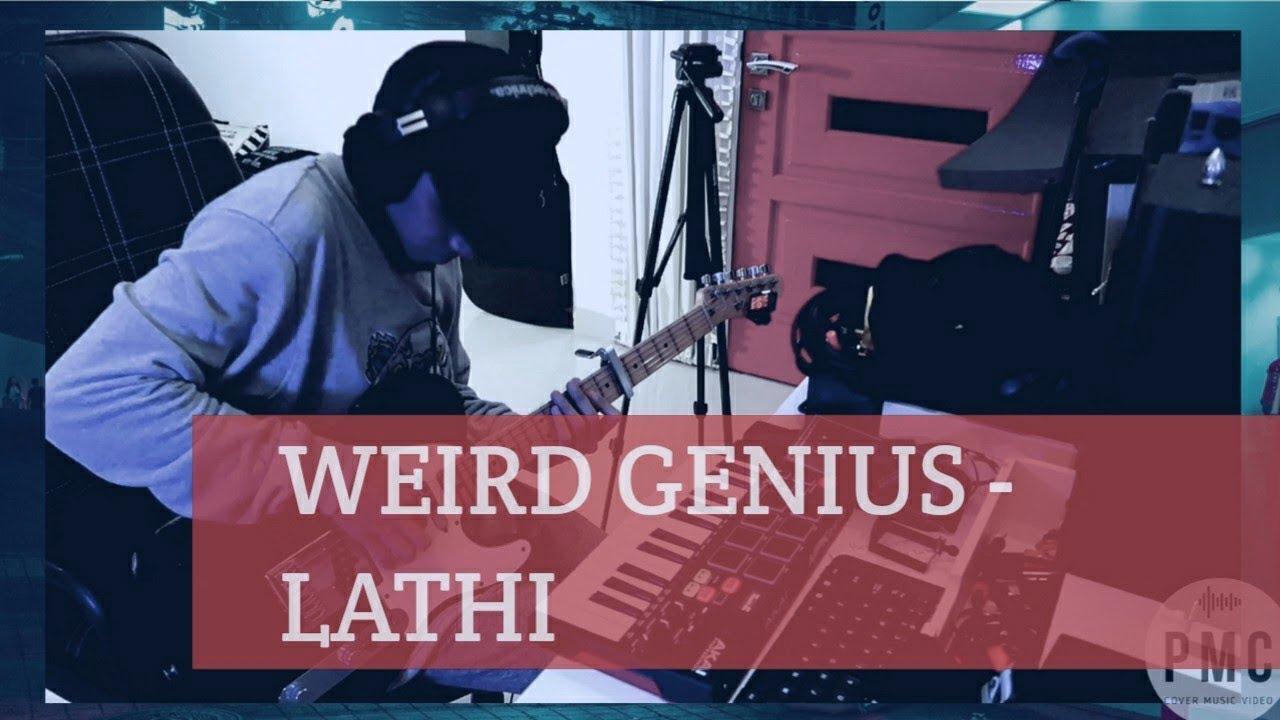 Lathi - Weird Genius (Guitar Cover)