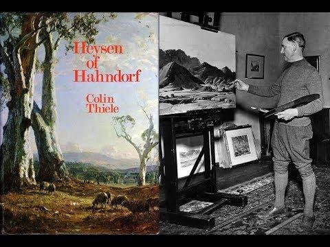 Rediscovering Hans Heysen - National Library of Australia