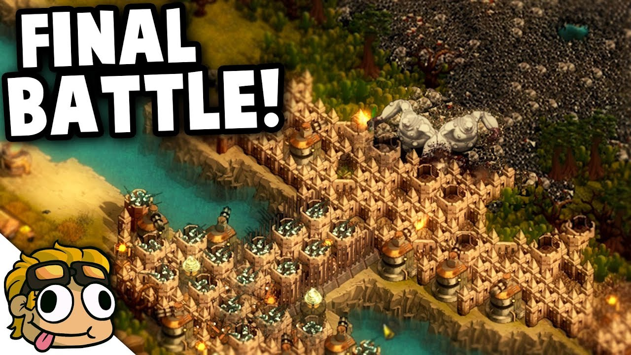 THE ULTIMATE FINAL WAVE! | They Are Billions Custom Campaign Map Gameplay  Part 3