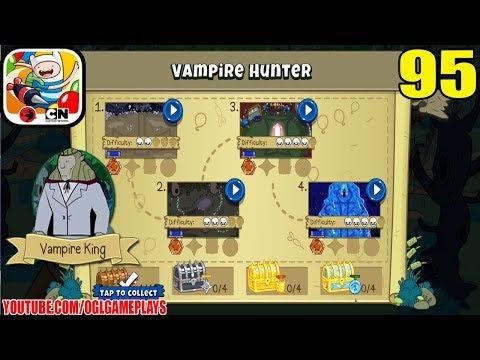 Bloons Adventure Time TD - Hunter Marceline - Vampire Hunter Full Adventure