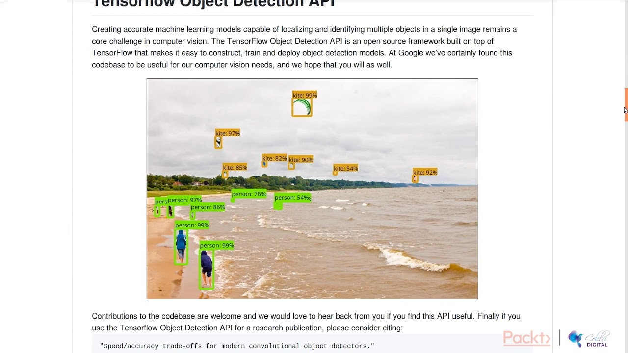 Getting Started with TensorFlow for Deep Learning: Testing Pre-Trained  Model Object | packtpub com