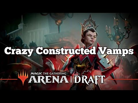 Crazy Constructed Vampires