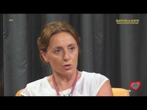 Elettori & Eletti 2020: Giovanna Bruno, candidata sindaco centrosinistra  - Andria