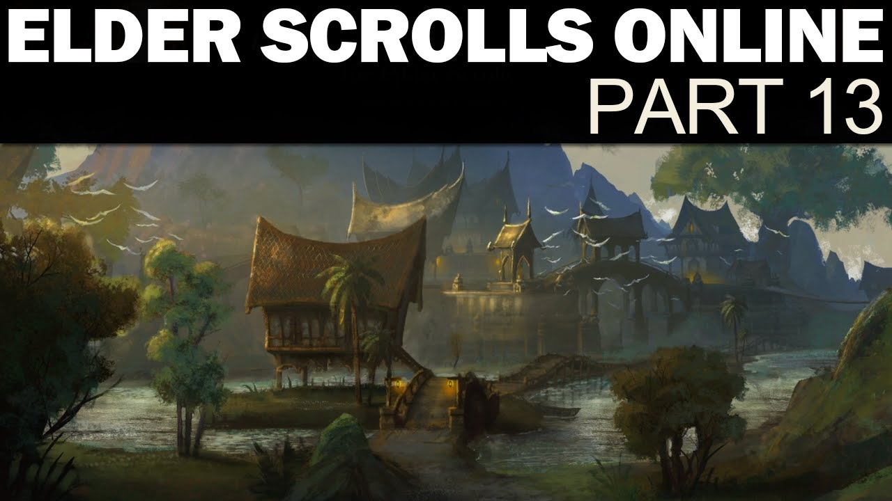 Should You Buy The Elder Scrolls Online?