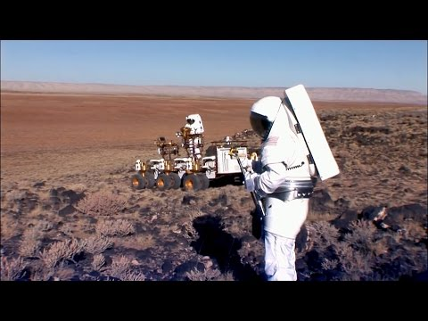 Scientists Are Designing the Spacesuits We'll Wear on Mars