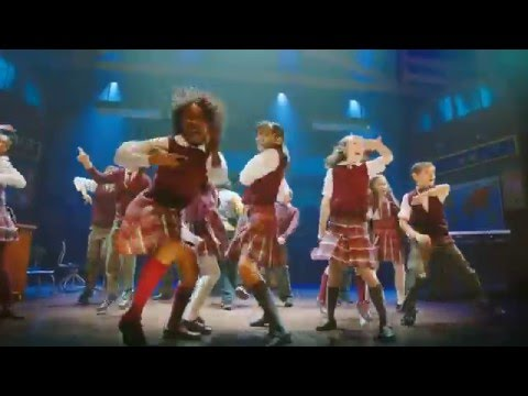 SCHOOL OF ROCK  The Musical Trailer