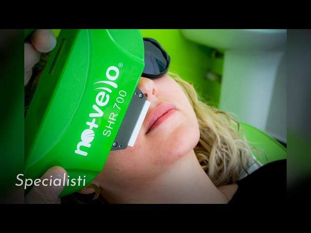 Salon epilare definitiva si tratamente faciale- Nomasvello Braila