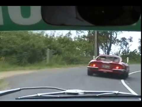 Porsche 356 Classic Adelaide V Ferrari Dino_Cam Sm...