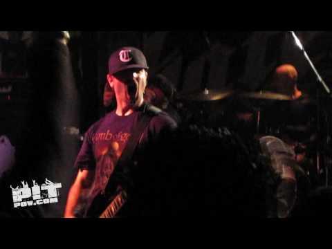 HATEBREED • Ghost of War • Dallas • Texas • 2009 • PIT POV HD