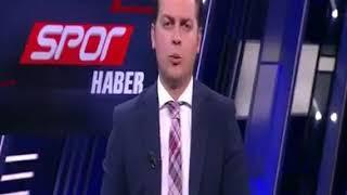 NTV SPOR l Erbatur Canlı yayında Küfür :)