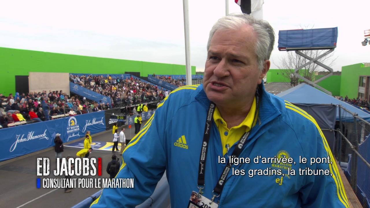 Traque à Boston - Featurette - Recréer le marathon - VOST